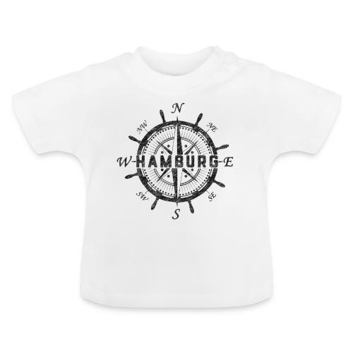 Hamburg Kompass - Baby T-Shirt