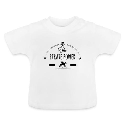 Pirate Power - T-shirt Bébé
