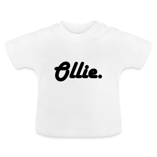 Ollie Harlow Solid - Baby T-shirt
