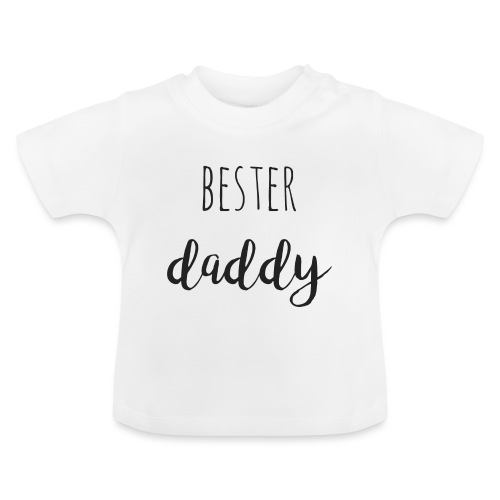 bester daddy - Baby T-Shirt