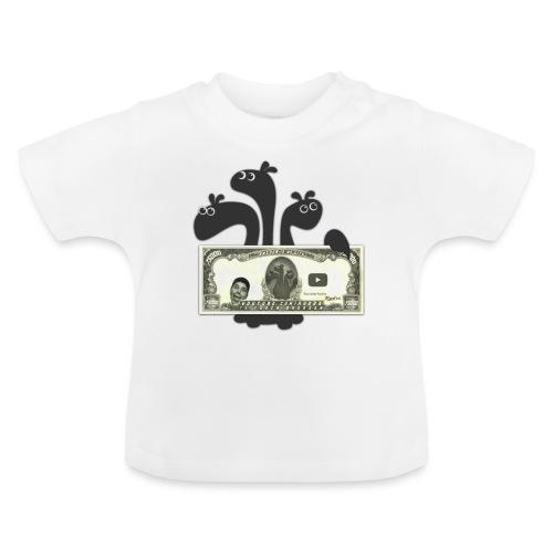 75 TUSEN BRORSAN - Baby-T-shirt
