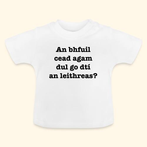 An Bhfuil Cead? - Baby T-Shirt
