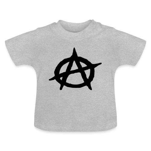 Anarchy - T-shirt Bébé