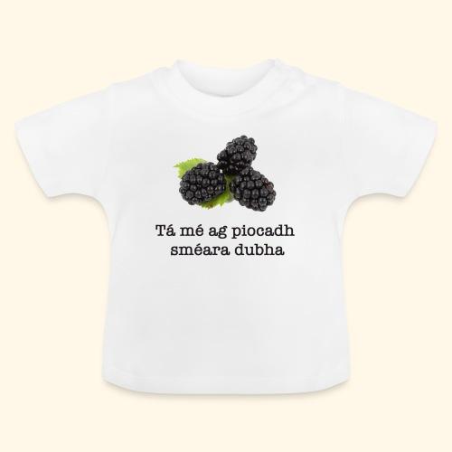 Picking blackberries - Baby T-Shirt
