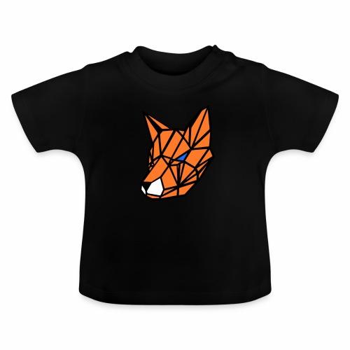 renard geometrique - T-shirt Bébé