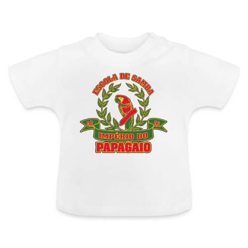 Papagaio logo - Vauvan t-paita