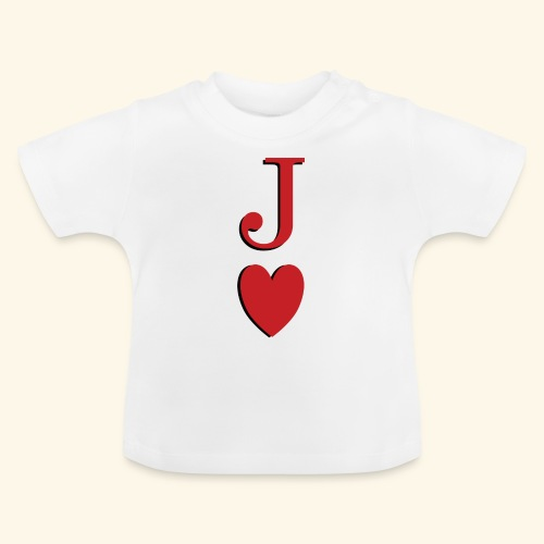 Valet de trèfle - Jack of Heart - Reveal - T-shirt Bébé