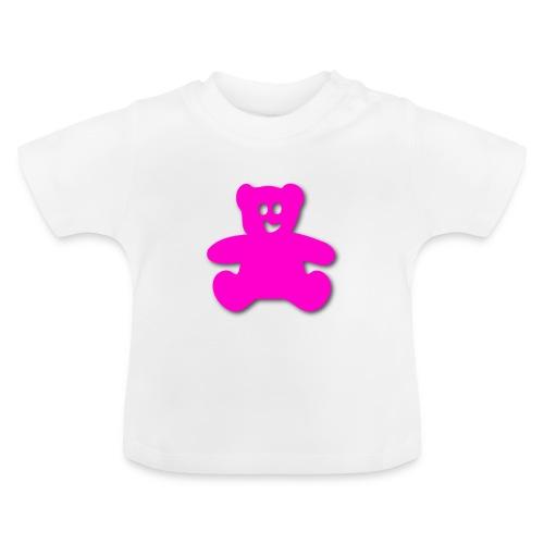 teddy bär - Baby T-Shirt