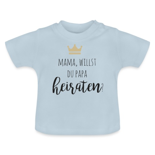 Baby Antrag - Baby T-Shirt