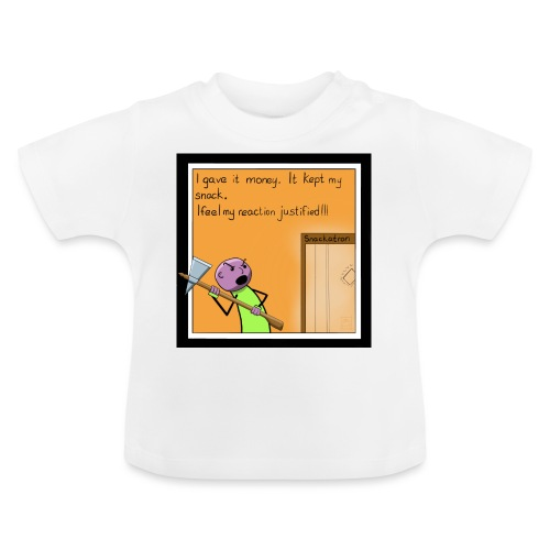 Snack Attack - Baby T-Shirt