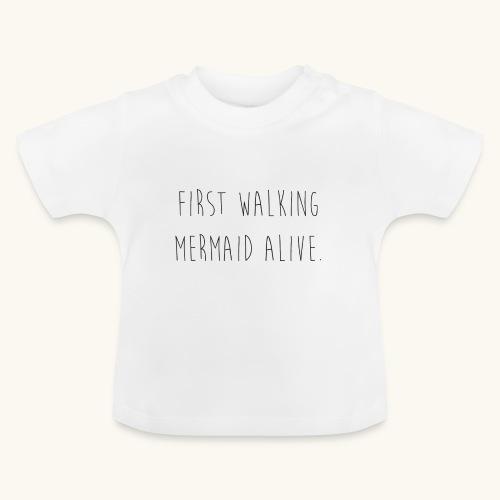 Mermaid - T-shirt Bébé