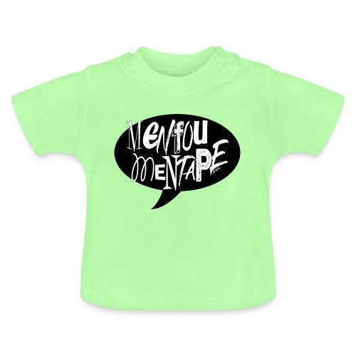 La bulle MENFOUMENTAPE by Alice Kara - T-shirt Bébé