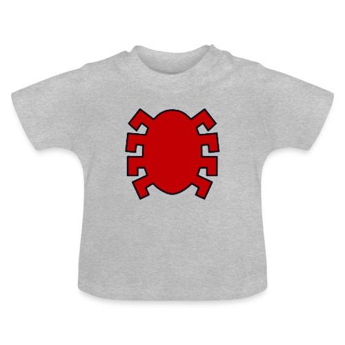 spiderman back - Baby T-Shirt