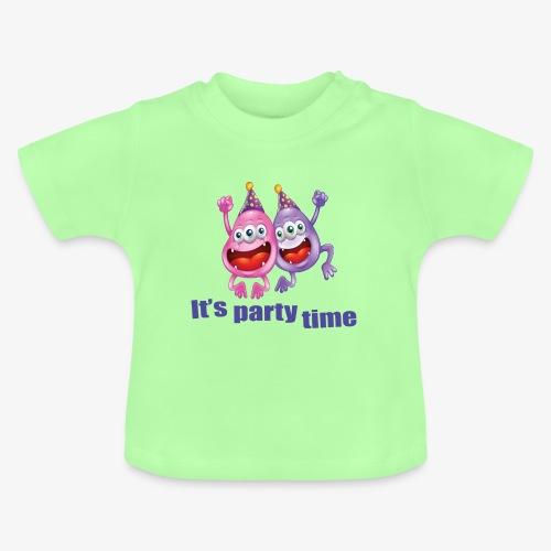 C'est l'heure de la fête - Baby T-Shirt