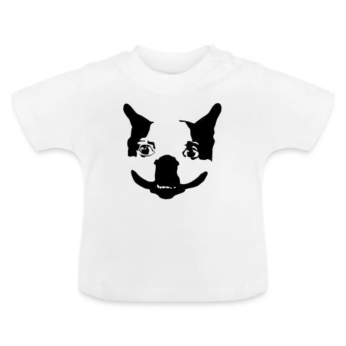 Lennu - Musta - Vauvan t-paita