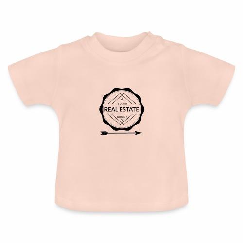 REAL ESTATE. - Camiseta bebé