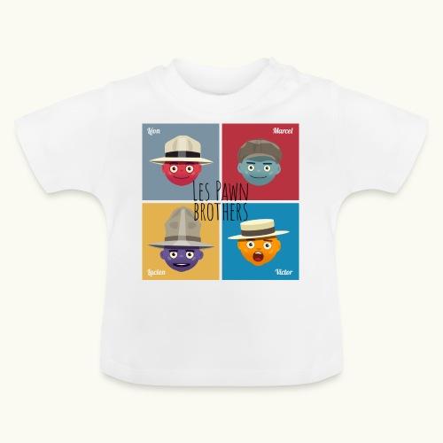 Les Pawn Brothers - T-shirt Bébé