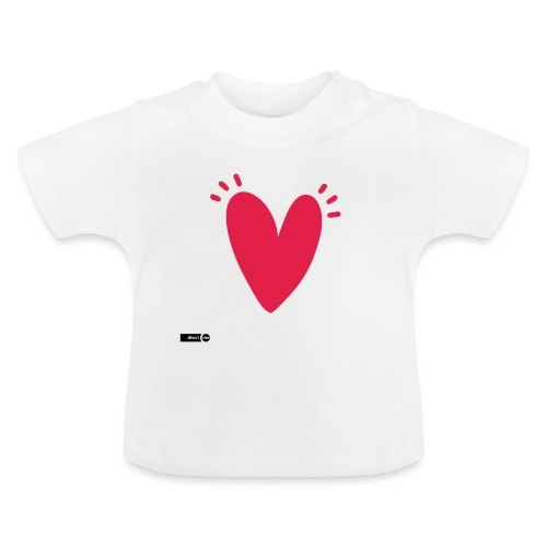 st valentin - T-shirt Bébé