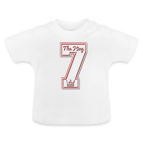 Collection THE KING 7 - T-shirt Bébé