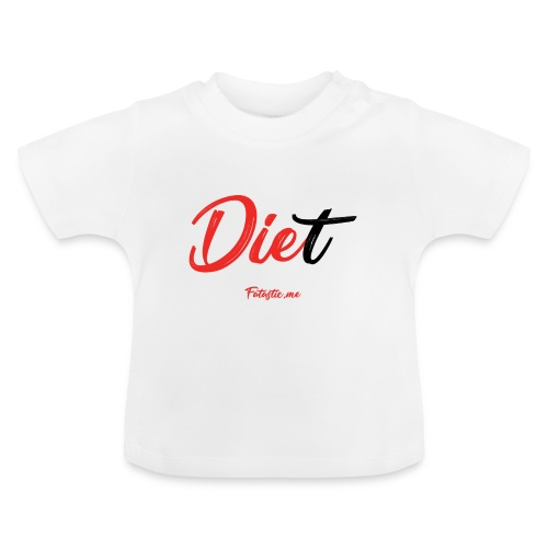 Diet by Fatastic.me - Baby T-Shirt