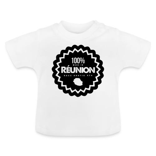 Collection 100% MADE IN REUNION - T-shirt Bébé