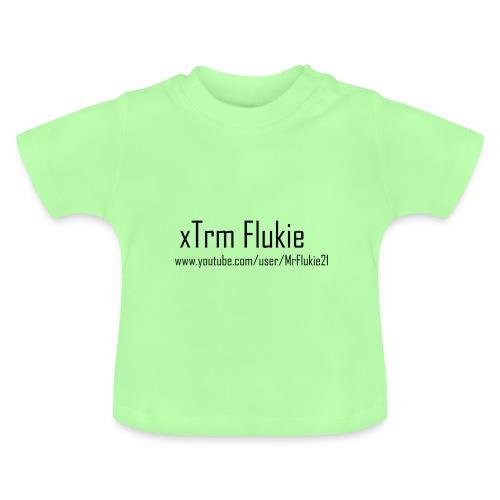 xTrm Flukie - Baby T-Shirt