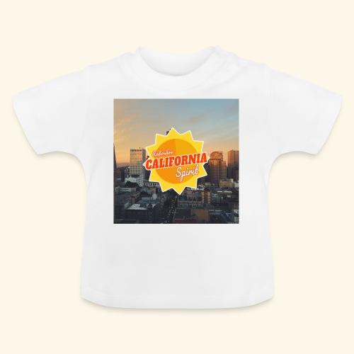 California Spirit City - T-shirt Bébé