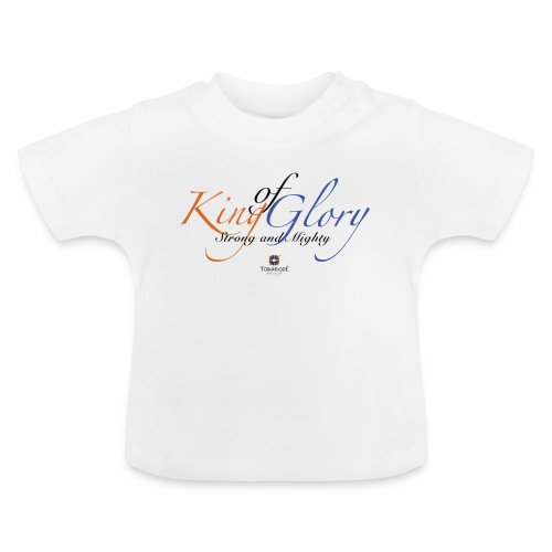King of Glory by TobiAkiode™ - Baby T-Shirt