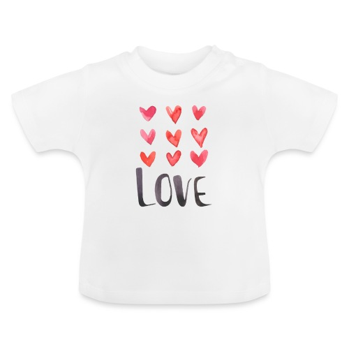 9xlove - T-shirt Bébé