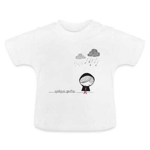 quelques gouttes encore - T-shirt Bébé
