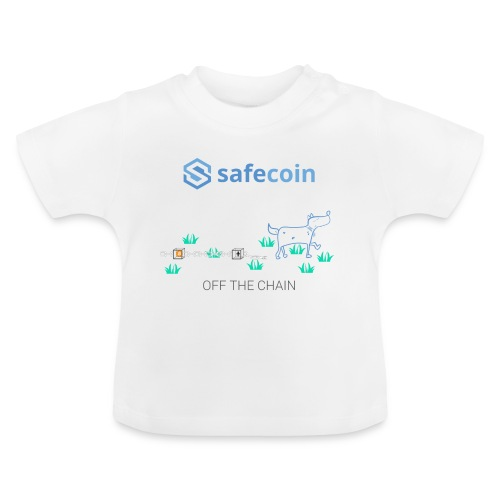 Dogey Chainfree - Off the Chain - Baby T-Shirt