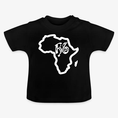 afrika pictogram - Baby T-shirt