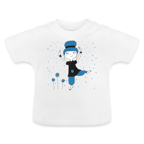 Bine - Tanz ins Blaue - Baby T-Shirt