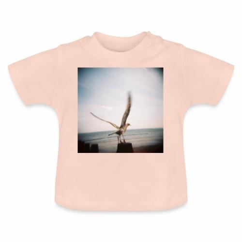 Original Artist design * Seagull - Baby T-Shirt