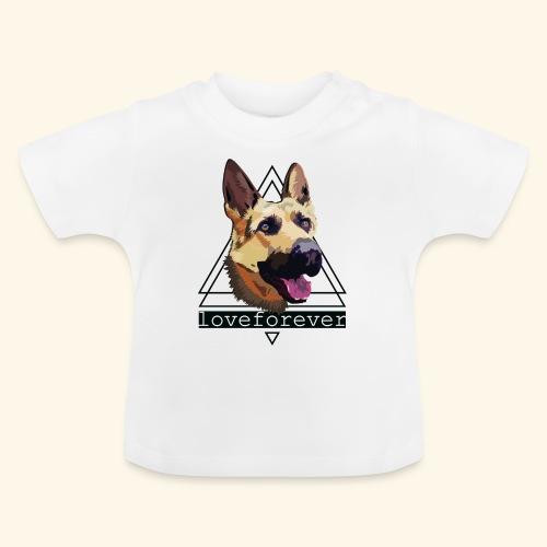 SHEPHERD LOVE FOREVER - Camiseta bebé