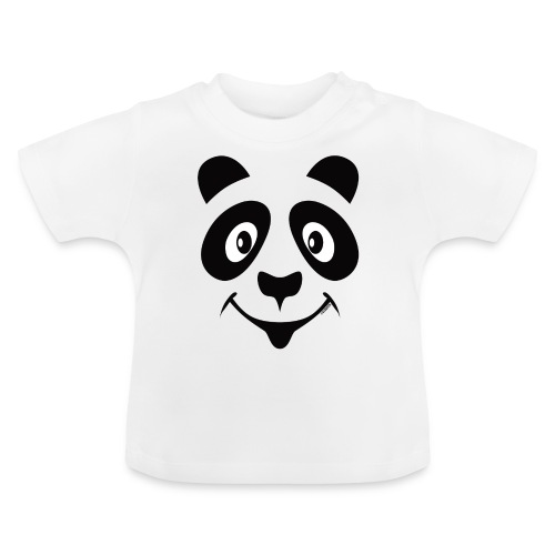 PANDA LOOK Textile and Gift Products FP10-52 - Vauvan t-paita