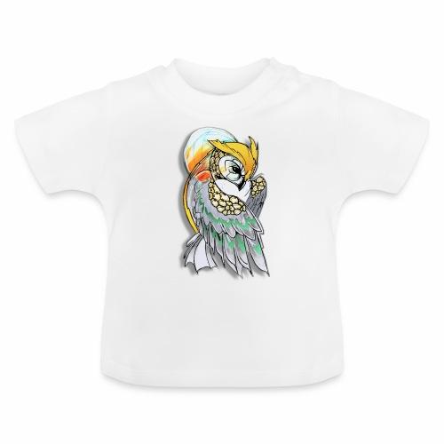 Cosmic owl - Camiseta bebé