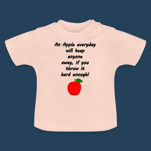 Apple Doctor - Baby T-Shirt