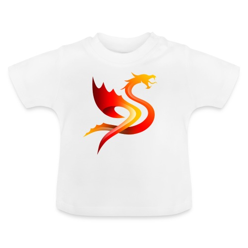 Slay Dragons - Vauvan t-paita