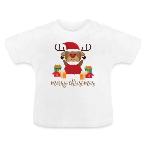 Merry Christmas - Baby T-Shirt