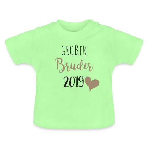 Großer Bruder 2019 - Baby T-Shirt