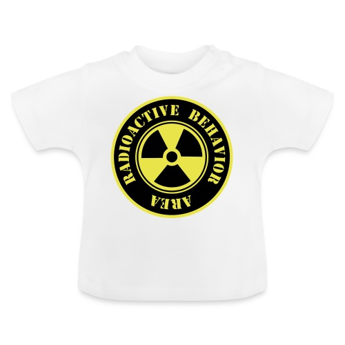 Radioactive Behavior - Camiseta bebé
