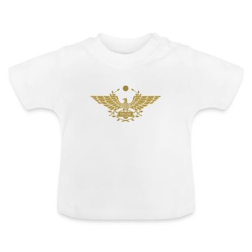 Orzeł SPQR | Eagle of SPQR - Koszulka niemowlęca