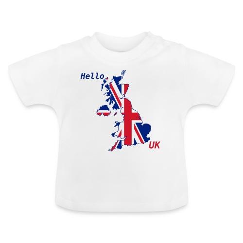 hello UK Kollektion - Baby T-Shirt