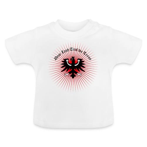 Dem Land Tirol die Treue - Baby T-Shirt