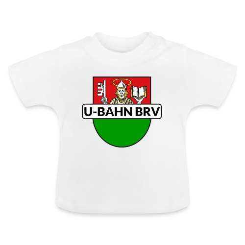 U-Bahn Bremervörde Logo - Baby T-Shirt