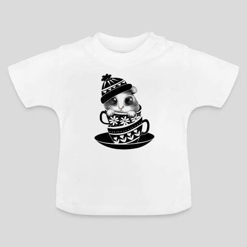 Schwarze Tiere - Baby T-Shirt