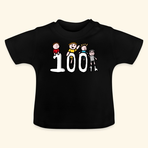 100th Video - Baby T-Shirt