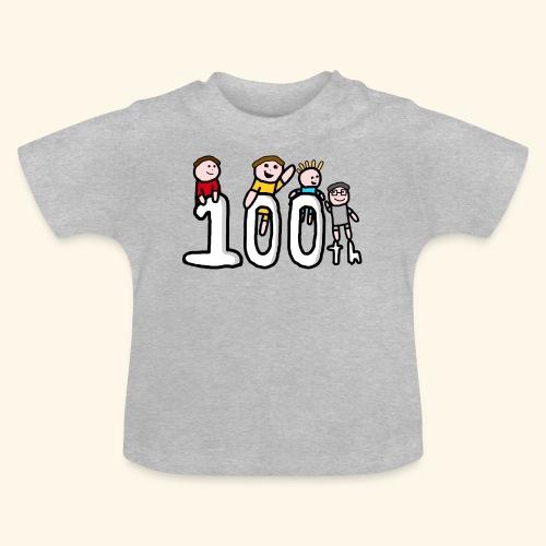 100th Video - Baby T-Shirt