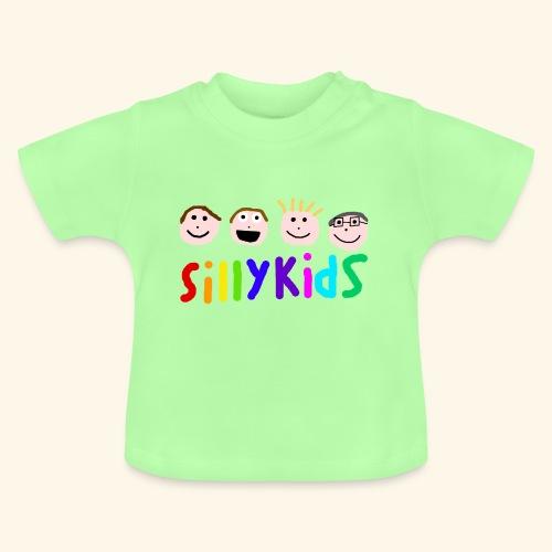 Sillykids Logo - Baby T-Shirt
